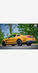 2012 Ford Mustang Boss 302 for sale 101352887
