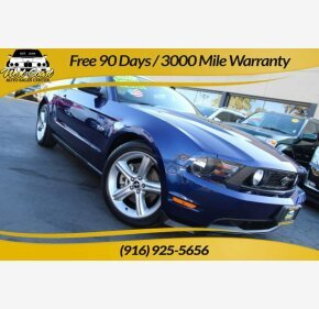 2012 Ford Mustang for sale 101358343
