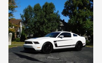 2012 Ford Mustang Boss 302 Coupe for sale 101391205