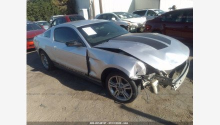 2012 Ford Mustang Coupe for sale 101408968