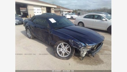 2012 Ford Mustang Convertible for sale 101414584