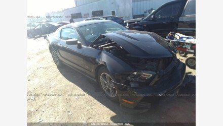 2012 Ford Mustang Coupe for sale 101415227