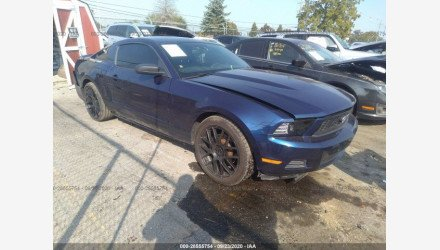 2012 Ford Mustang Coupe for sale 101416391