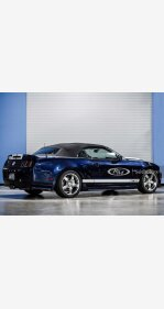 2012 Ford Mustang GT Convertible for sale 101420670