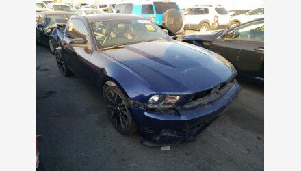 2012 Ford Mustang Coupe for sale 101441299