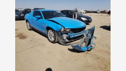 2012 Ford Mustang Coupe for sale 101441950