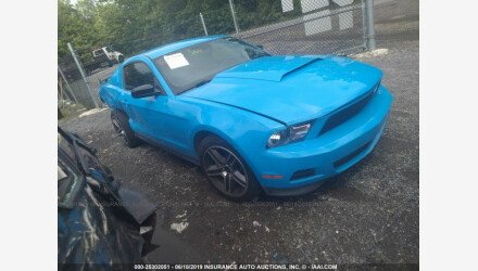 2012 Ford Mustang Coupe for sale 101442897