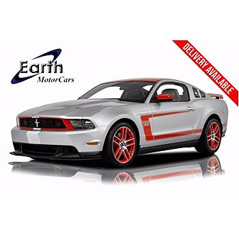 2012 Ford Mustang Boss 302 for sale 101447522