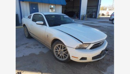 2012 Ford Mustang Coupe for sale 101460011