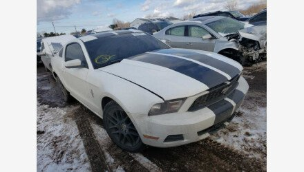 2012 Ford Mustang Coupe for sale 101461577