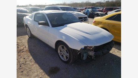 2012 Ford Mustang Coupe for sale 101461637