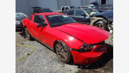 2012 Ford Mustang Coupe for sale 101461648