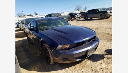 2012 Ford Mustang Coupe for sale 101462433