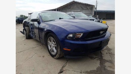 2012 Ford Mustang Coupe for sale 101462457
