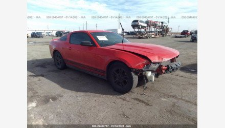 2012 Ford Mustang Coupe for sale 101465142