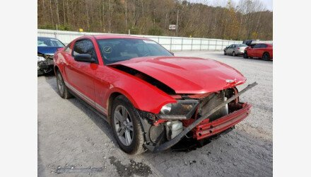 2012 Ford Mustang Coupe for sale 101468718