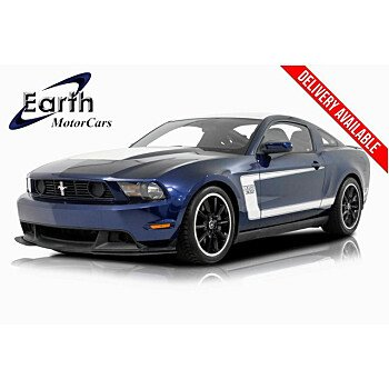 2012 Ford Mustang Boss 302 for sale 101484596