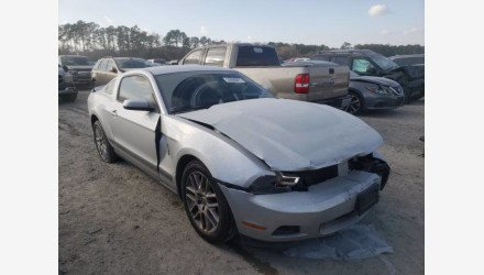 2012 Ford Mustang Coupe for sale 101489849