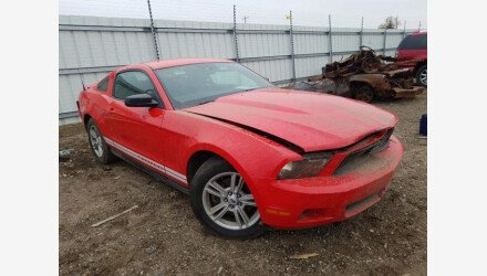 2012 Ford Mustang Coupe for sale 101491751