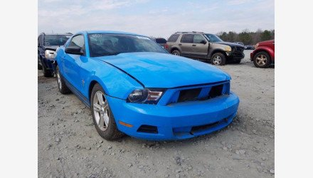 2012 Ford Mustang Coupe for sale 101491814
