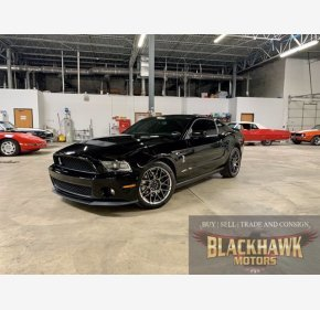 2012 Ford Mustang Shelby GT500 for sale 101496717