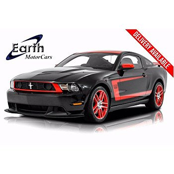 2012 Ford Mustang Boss 302 for sale 101516784
