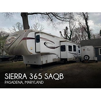 2012 Forest River Sierra for sale 300189799
