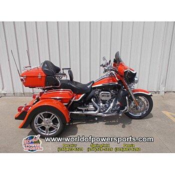 2012 Harley-Davidson CVO for sale 200637298