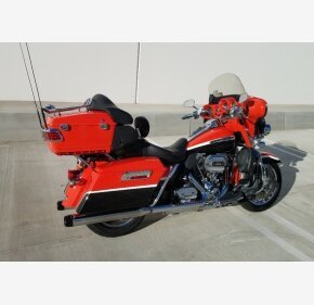 2012 Harley-Davidson CVO for sale 200661985