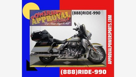 2012 Harley-Davidson CVO for sale 200818533