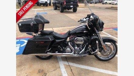 2012 Harley-Davidson CVO for sale 200853251
