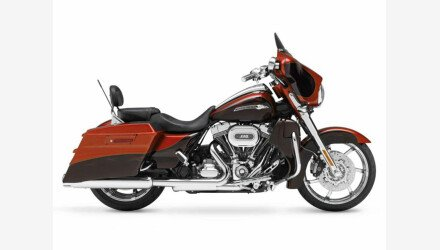 2012 Harley-Davidson CVO for sale 200923533