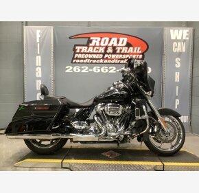 2012 Harley-Davidson CVO for sale 200942342