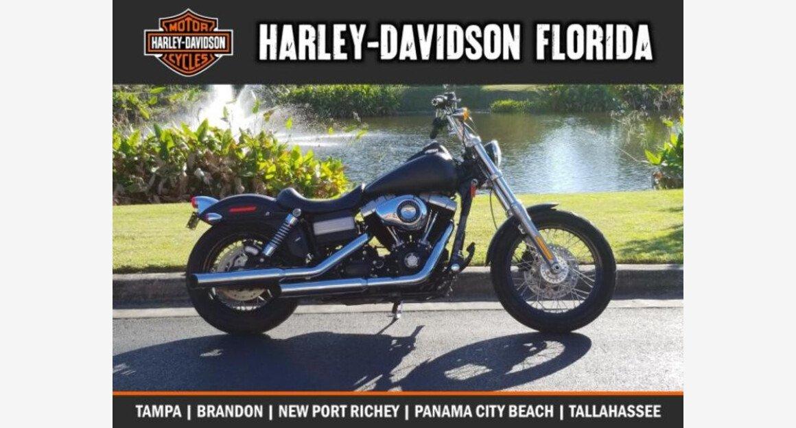 2012 Harley-Davidson Dyna Street Bob for sale 200646972
