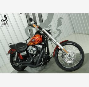 2012 Harley-Davidson Dyna for sale 200648045