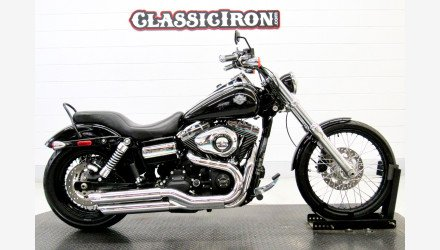 2012 Harley-Davidson Dyna for sale 200700360