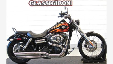 2012 Harley-Davidson Dyna for sale 200711512