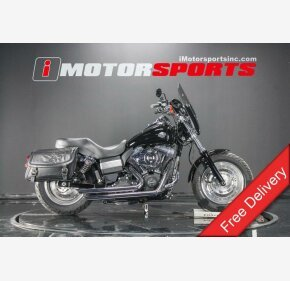 2012 Harley-Davidson Dyna Fat Bob for sale 200786002