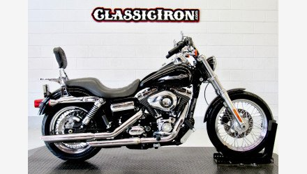 2012 Harley-Davidson Dyna for sale 200810200