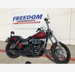 2012 Harley-Davidson Dyna Street Bob for sale 200865798