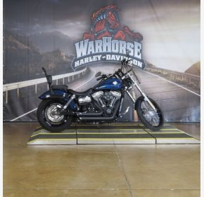 2012 Harley-Davidson Dyna for sale 201008217