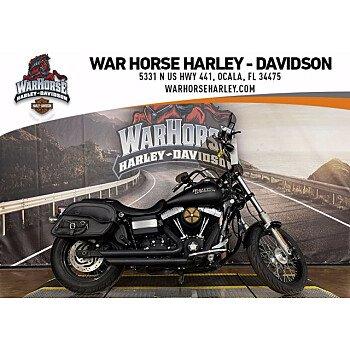 2012 Harley-Davidson Dyna Street Bob for sale 201103521