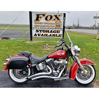 2012 Harley-Davidson Softail for sale 200523111