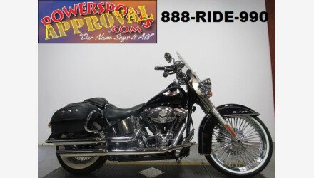 2012 Harley-Davidson Softail for sale 200626058