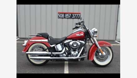 2012 Harley-Davidson Softail for sale 201045588