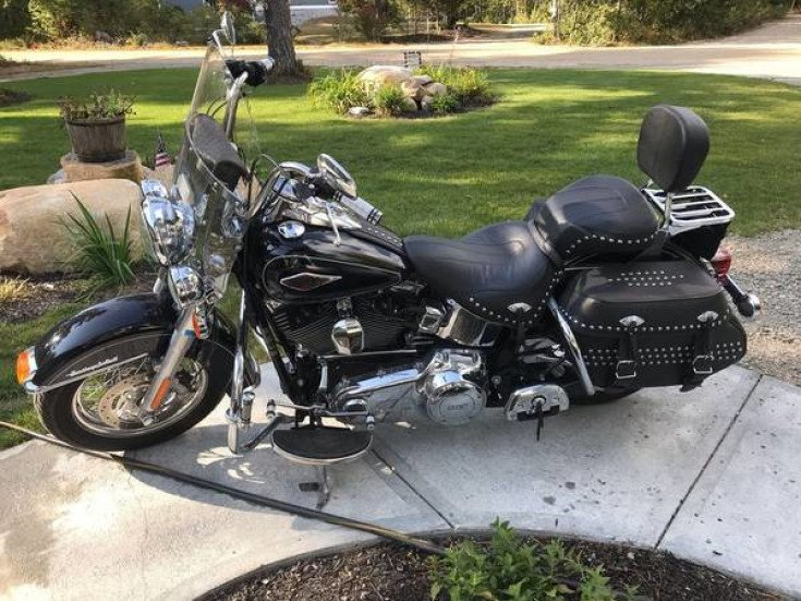 2012 Harley-Davidson Softail Heritage for sale 201081780