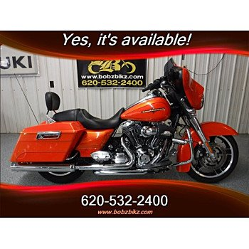 2012 Harley-Davidson Touring for sale 200728205