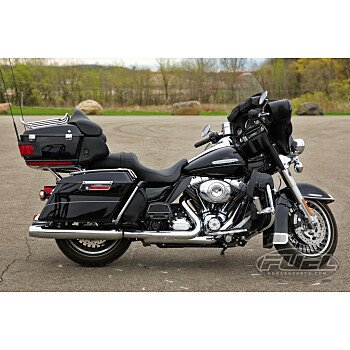2012 Harley-Davidson Touring for sale 200744530