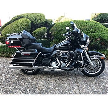 2012 Harley-Davidson Touring for sale 200780259