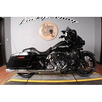 2012 Harley-Davidson Touring for sale 200782082
